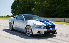I'm far from a ford guy or even a mustang lover.. but this and all shelbys, I don't consider fords. Shelby Carroll.