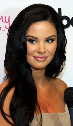 Jayde Nicole Long Curls Dark Hairlong