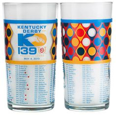 2013 Kentucky Derby Mint Julep Glass - Caufields.com