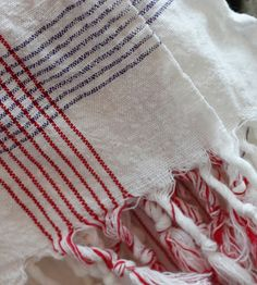 Cotton Towel/Table Linen from Alder & Co.