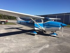 1967 Cessna 182K Skylane for sale in (28J) Palatka, FL USA => www.AirplaneMart.com/aircraft-for-sale/Single-Engine-Piston/1967-Cessna-182K-Skylane/13551/