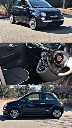 Fiat 500 Sport, Audi Sport, Fiat 500 Black, Fiat 500 Interior, 2015 Fiat 500, Fiat 500 Lounge, Fiat Cars, Fiat Abarth, Cute Cars