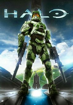 Halo 5 Guardians Master Chief