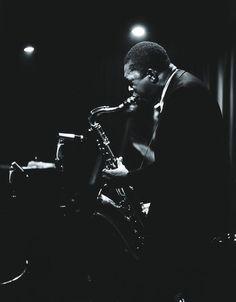John Coltrane, The Jazz Workshop in Boston, MA, 1963. Miles Davis, Jazz Musicians, Jazz Artists, Famous Artists, Live Music, Music Is Life, My Music, Free Jazz, Jazz Guitar