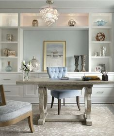 10 + Helpful Home Office Storage and Organizing Ideas | Luxury ...