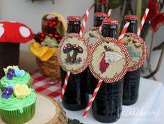 Woodland Fairie Party
