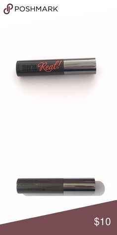 Benefit They're Real Mascara In Black Brand New || Travel Size || Benefit They're Real Mascara In Black  They're Real! lengthens, curls, volumizes, lifts & separates. The long-wearing formula won't smudge or dry out. A specially designed brush reveals lashes you never knew you had! Benefit Makeup Mascara