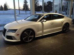 Stop traffic in this New 2015 #Audi RS 7! Audi For Sale, New Audi Car, Audi A7, Audi Sport, Ann Arbor, Custom Bikes, Exotic Cars, Dream Cars, Blessed