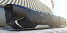 maglev tram - Google Search