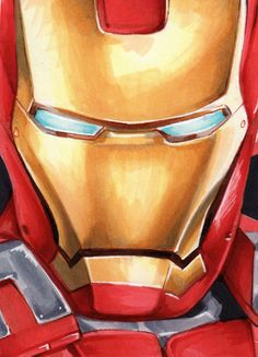 "iron man (anthony ""tony"" edward stark) by Faerytale-Wings.deviantart.com on @DeviantArt"