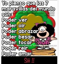 Mafalda Quotes, Comic Books, Snoopy, Cartoon, Comics, Words, Fictional Characters, Truths, Magical Quotes