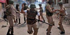 ISIS flag in Kashmir-A danger sign