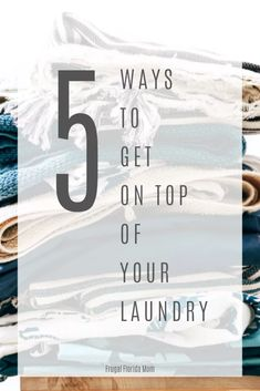 Check out five ways to make tackling that dreaded laundry pile every week, a little bit easier. And save money on the best laundry brands at Publix. House Management, Time Management Tips, Doing Laundry, Laundry Hacks, Laundry Schedule, Tide Detergent, Life On A Budget, Schedule Printable, Getting Rid Of Clutter