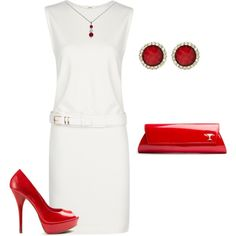 Red Class - Polyvore