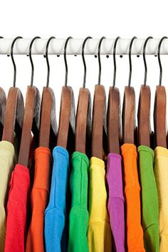 Keep Bright Clothes from Bleeding: Prevent this from happening by first soaking the unwashed garment in a 50/50 mix of water and white vinegar for 20 minutes. Then, wash the item with other colored clothes.