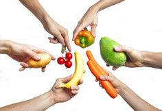 fruits and veggies aid in pH balance