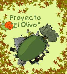 """Aula Caracol Luis Cernuda (Montequinto): Proyecto """"El Olivo"""""""
