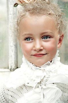 Gorgeous eyes...