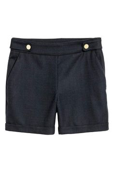 c8c27a3e726b H&M Tailored Shorts - Super cute sponsored shorts for the Ariel Kiss the  Girl Disneybound!