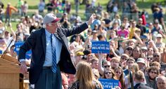 Bernie's empire strikes back In state after state, supporters of the Vermont senator's presidential bid are challenging the Democratic establishment for party control. By DANIEL STRAUSS 11/12/16 07:37 AM EST