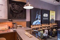 Star Wars at Nixon 122 Prince Street, Soho, NY