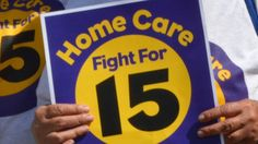 California Minimum Wage To Go To $15 An Hour