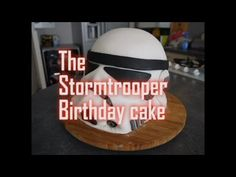 Star wars cake / bolo / gateau - YouTube