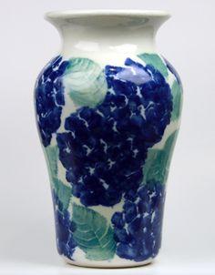 Vase - Hydrangea