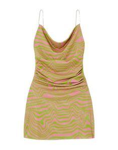 Pink Mini Dresses, Pink Dress, The Dress, Cheap Dresses, Short Dresses, Jersey Mini, Chica Punk, Looks Style, My Style