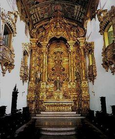Igreja de São Bento, Olinda, Pernambuco 1783-1786