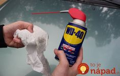 Nepatrí len do dielne! 11 neuveriteľne užitočných trikov s Car Cleaning Hacks, Cleaning Solutions, Headlight Restoration Diy, How To Clean Headlights, 72 Hour Kits, Wd 40, Making Life Easier, Diy Cleaners, Mouthwash