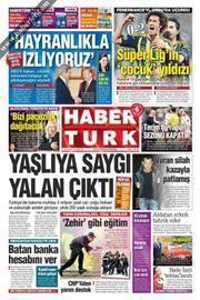 08.04.2013 Tarihli Gazete Manşetleri