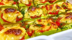 Zucchini Aubergine, Pizza Lasagna, Veg Dishes, Romanian Food, Finger Foods, Vegetable Pizza, Food Videos, Delish, Food And Drink