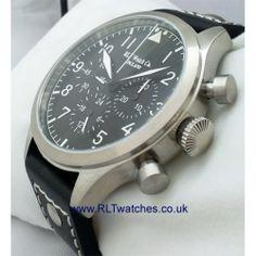 RLT Watch Co. - Pilots Chronograph - RLT-73