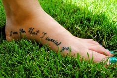 33 Best In The Sand Tattoo Footprints Images Footprints In The