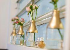 dourado +flores