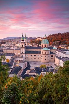 Salzburg. by Rudy Balasko / 500px