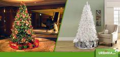 ¿Cómo prefieres decorar tu árbol de navidad?