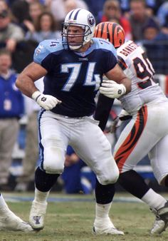 Bruce Matthews, OL Retired – Daily Sports News Titans Football, Football Players, Football Team, Football Helmets, School Football, Nfl Photos, Football Photos, Bruce Matthews, Nfl Hall Of Fame