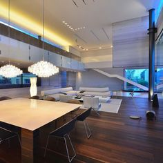 Eco-Friendly Ultramodern JRB House in El Campanario by Reims Architecture by design_interior_homes