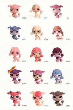 Nicole`s LPS blog - Littlest Pet Shop: Pets: Poodle