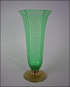Antique Steuben Glass | Vintage Steuben glass | Glass Steuben