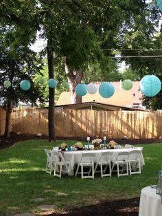 Innovative Graduation Backyard Party Ideas High School Graduation ...