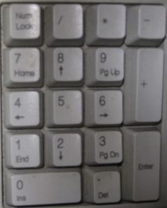 Learn how to type on the computer Keypad. Type the numeral keys on the Numeric computer Keypad with ten fingers just like you touch type with ten fingers on your regular computer keyboard. This will allow you to type numbers fast like a pro for data entry and other numeric typing needs.