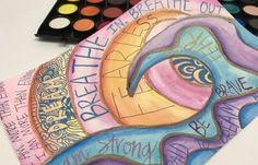 5 SEL Lessons That Actually Work with Secondary Students - The Art of Education University Drawing Lessons, Art Lessons, Social Emotional Activities, Elementary Art Rooms, Art Cart, Art Therapy Activities, Social Awareness, School Art Projects, Middle School Art