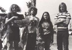 70s Venice Beach Skater Kids
