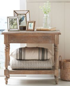 A soft touch with natural timbers and neutral tones #living #bedbathntable