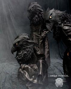 Cirque du Soleil - Ravens