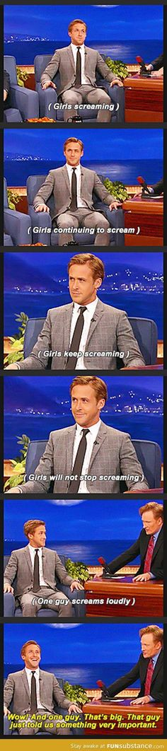 It's not just girls who like Ryan Gosling on imgfave