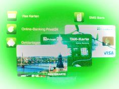 GIROKONTO KONTO Visakarte OHNE SCHUFA  diskretes EU-Konto